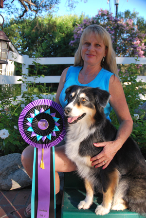 orange county dog trainer debbie perry